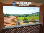 House with terrace, veranda, garages and 3 hectares of vineyard for sale Abruzzo 21
