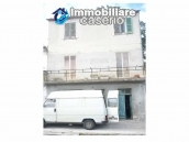 Large village house with garage for sale in the Province of Chieti 1