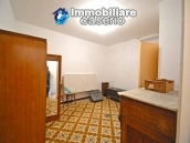 Habitable house with garden for sale in the medieval village Castelbottaccio, Molise 11
