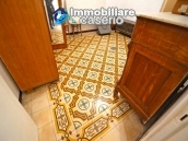 Habitable house with garden for sale in the medieval village Castelbottaccio, Molise 12