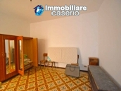 Habitable house with garden for sale in the medieval village Castelbottaccio, Molise 14