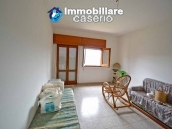 Habitable house with garden for sale in the medieval village Castelbottaccio, Molise 15