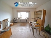 Habitable house with garden for sale in the medieval village Castelbottaccio, Molise 19