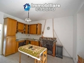 Habitable house with garden for sale in the medieval village Castelbottaccio, Molise 2