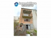 Habitable house with garden for sale in the medieval village Castelbottaccio, Molise 22