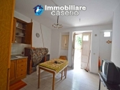 Habitable house with garden for sale in the medieval village Castelbottaccio, Molise 3