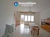 Habitable house with garden for sale in the medieval village Castelbottaccio, Molise 7