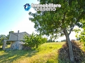 Ancient stone house with 6 hectares for sale in Abruzzo, Atessa 3