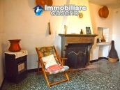 Traditional stone village house for sale in Abruzzo, Italy 1