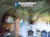 Ancient and spacious stone farmhouse located in a very scenic area for sale Molise 9