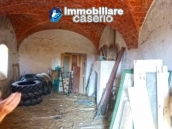 Ancient and spacious stone farmhouse located in a very scenic area for sale Molise 10