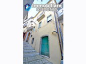 Town House with terrace, garden and garage for sale in the Molise Region, Italy 1