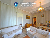 Town House with terrace, garden and garage for sale in the Molise Region, Italy 22