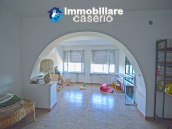 Town House with terrace, garden and garage for sale in the Molise Region, Italy 24