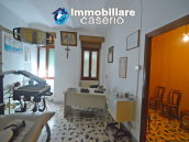 Town House with terrace, garden and garage for sale in the Molise Region, Italy 26