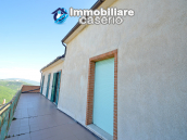 Town House with terrace, garden and garage for sale in the Molise Region, Italy 30