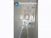 Town House with terrace, garden and garage for sale in the Molise Region, Italy 35