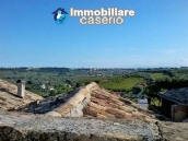 House of ancient stone, with terrace for sale in Frisa, not far from Lanciano 1