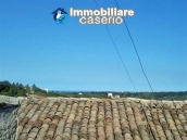 House of ancient stone, with terrace for sale in Frisa, not far from Lanciano 2