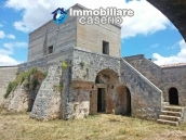 Ancient stone farmhouse, building with tower dating back to 1600 for sale in Apulia 1