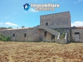 Ancient stone farmhouse, building with tower dating back to 1600 for sale in Apulia 10