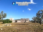 Ancient stone farmhouse, building with tower dating back to 1600 for sale in Apulia 12
