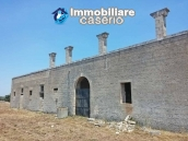 Ancient stone farmhouse, building with tower dating back to 1600 for sale in Apulia 14