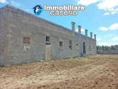 Ancient stone farmhouse, building with tower dating back to 1600 for sale in Apulia 15