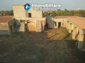 Ancient stone farmhouse, building with tower dating back to 1600 for sale in Apulia 2