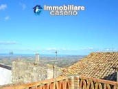 House with terrace panoramic views of the coast for sale in Mafalda, Molise, Italy 1