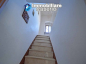 House with terrace panoramic views of the coast for sale in Mafalda, Molise, Italy 11