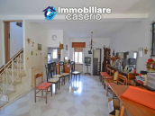 House with terrace panoramic views of the coast for sale in Mafalda, Molise, Italy 14