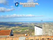 House with terrace panoramic views of the coast for sale in Mafalda, Molise, Italy 2