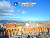 House with terrace panoramic views of the coast for sale in Mafalda, Molise, Italy 4