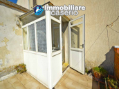 Two-storey house with cellars and small terrace for sale in Tavenna, Molise, Italy 9