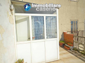 Two-storey house with cellars and small terrace for sale in Tavenna, Molise, Italy 10