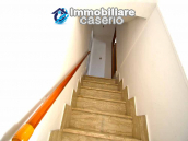 Two-storey house with cellars and small terrace for sale in Tavenna, Molise, Italy 12
