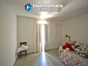 Two-storey house with cellars and small terrace for sale in Tavenna, Molise, Italy 14