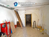 Two-storey house with cellars and small terrace for sale in Tavenna, Molise, Italy 16