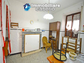 Two-storey house with cellars and small terrace for sale in Tavenna, Molise, Italy 2