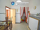 Two-storey house with cellars and small terrace for sale in Tavenna, Molise, Italy 3