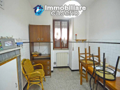 Two-storey house with cellars and small terrace for sale in Tavenna, Molise, Italy 4
