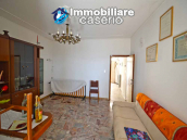 Two-storey house with cellars and small terrace for sale in Tavenna, Molise, Italy 6