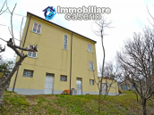 Spacious house with land, independent garage and panoramic terrace for sale Italy 1