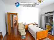 Spacious house with land, independent garage and panoramic terrace for sale Italy 18