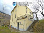 Spacious house with land, independent garage and panoramic terrace for sale Italy 2