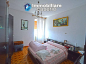 Spacious house with land, independent garage and panoramic terrace for sale Italy 21