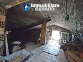 Spacious house with land, independent garage and panoramic terrace for sale Italy 23