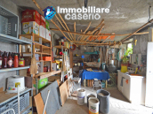 Spacious house with land, independent garage and panoramic terrace for sale Italy 24