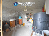 Spacious house with land, independent garage and panoramic terrace for sale Italy 25